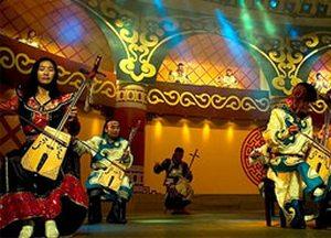 Праздник нового года у монголов по восточному календарю приходится на начало белого месяца