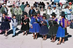 Большая часть населения Потоси - это шахтеры и их семьи