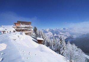 курорт Китцбюэль, Австрия