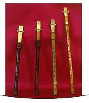 Виды духовых инструментов
