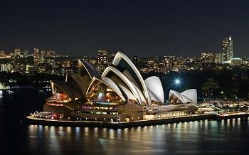 Сиднейский оперный театр – это фантастически красивый театр
