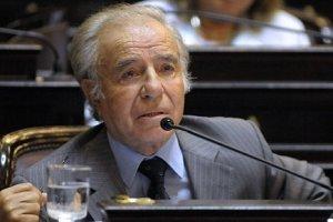 Президент Карлос Менем