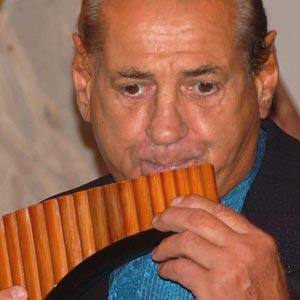 Румынская флейта Пана