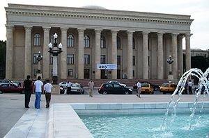 Государственный музей азербайджанского ковра и народно-прикладного искусства им. Лятифа Керимова