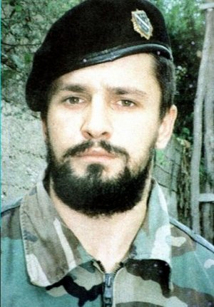 Военный преступник, боснийский мусульманин