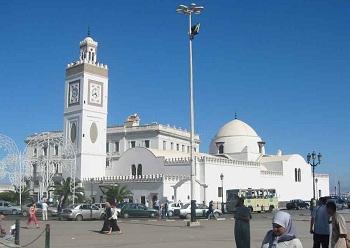 мечеть Джами-аль-Джадид в Алжире
