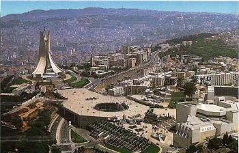 Город Алжир - столица одноименного государства