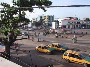 Портовый город Котону является самым большим городом Бенина