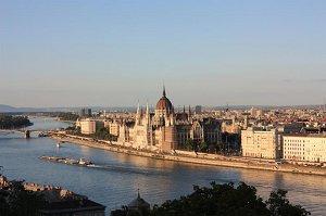 Город на Дунае