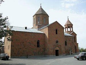 Церковь Св. Ованнес-Мкртыч