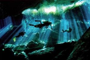 Национальный парк Юкатанский барьерный риф занимает материковую часть Белиза