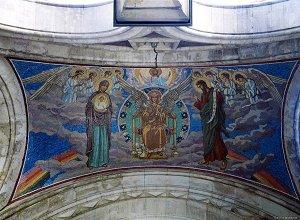 Мозаики храма Воскресения Христова (Спас на Крови)