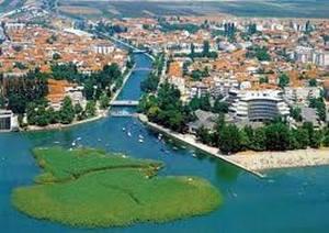 Город Струга - старинный македонский город, который расположен всего в 15 км от города Охрида