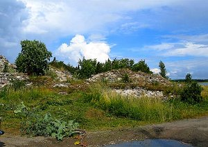 Pуины феодального замка Виртсу