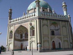мавзолей Ахмад Шаха Дуррани