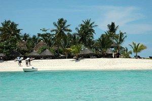 Великолепные пляжи Мадагаскара