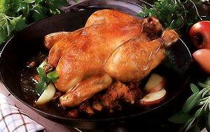 Цыплёнок по-афгански