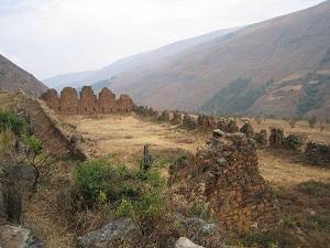 Инкальяхта (в переводе «город инков») является самым важным археологическим памятником Боливии