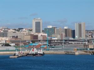 Порт Элизабет - один из крупнейших промышленных городов ЮАР