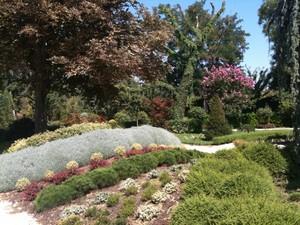 Ботанический сад в Скопье