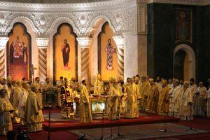 День святого Саввы празднуется Сербской православной церковью 27 января