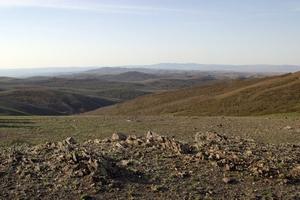 В монгольских степях примерно в 85 км юго-западнее Улан-Батора расположился легендарный Национальный парк Хустай