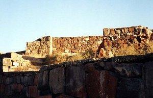 крепость Эребуни