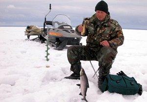 Рыбалка в стиле кантри