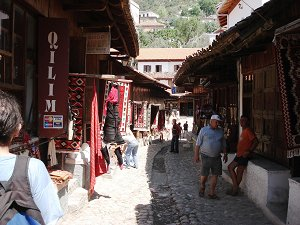 Улицы Албании