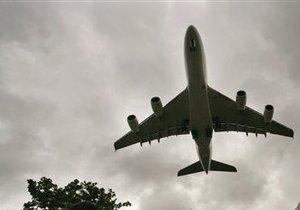 Самолет в Арубу