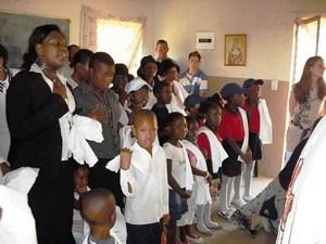Часть африканцев придерживается традиционных африканских верований