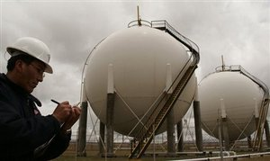 Боливия располагает крупными запасами природного газа