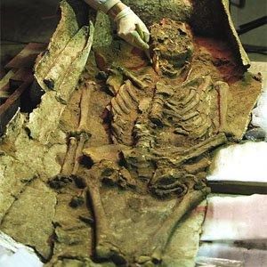 Тайны римского скелета