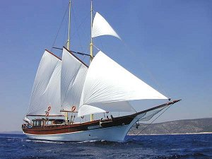 яхта «Океан»