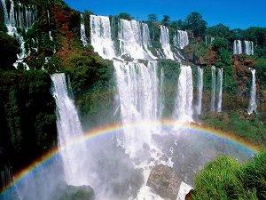 водопад – Игуасу