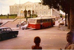 Луанда -столица Анголы
