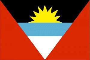 Флаг Антигуа