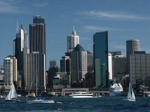 Сиднейский Аквариум в Дарлинг-Харбор