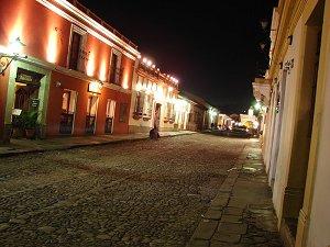 Улицы Антигуа