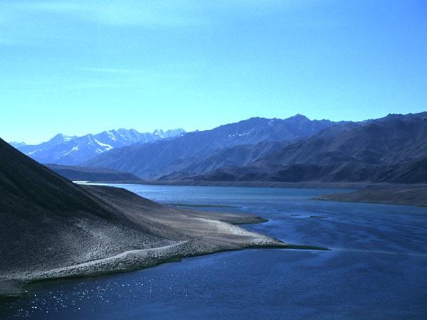 Озеро Яшилькуль