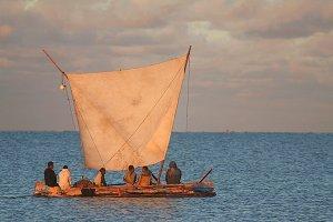 Рыбаки - везу