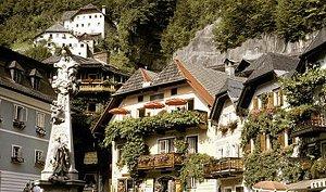 Салли и Джо путешествуют про Австрии