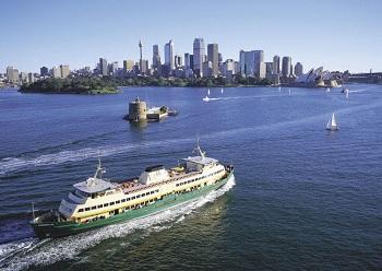 Сидней — дивный мегаполис возле «идеальной» гавани