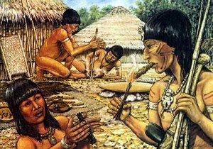 Аравакские индейцы