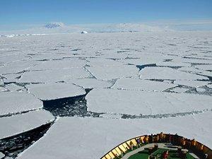 Антарктическое моря Росса