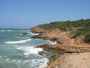 пляжи Скикды