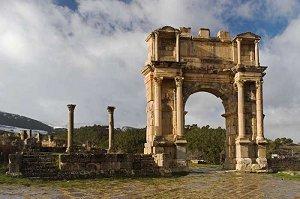 древний город Джемила