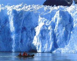 причины оледенения Антарктиды