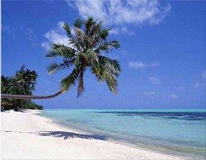 Пляж на Арубе