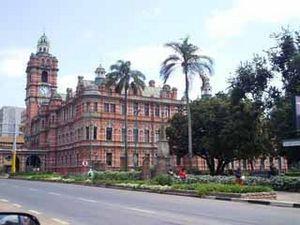 Город был основан в 1838 году, европейскими поселенцами – бурами